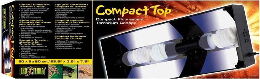 Osvětlení EXO TERRA Compact Top 60