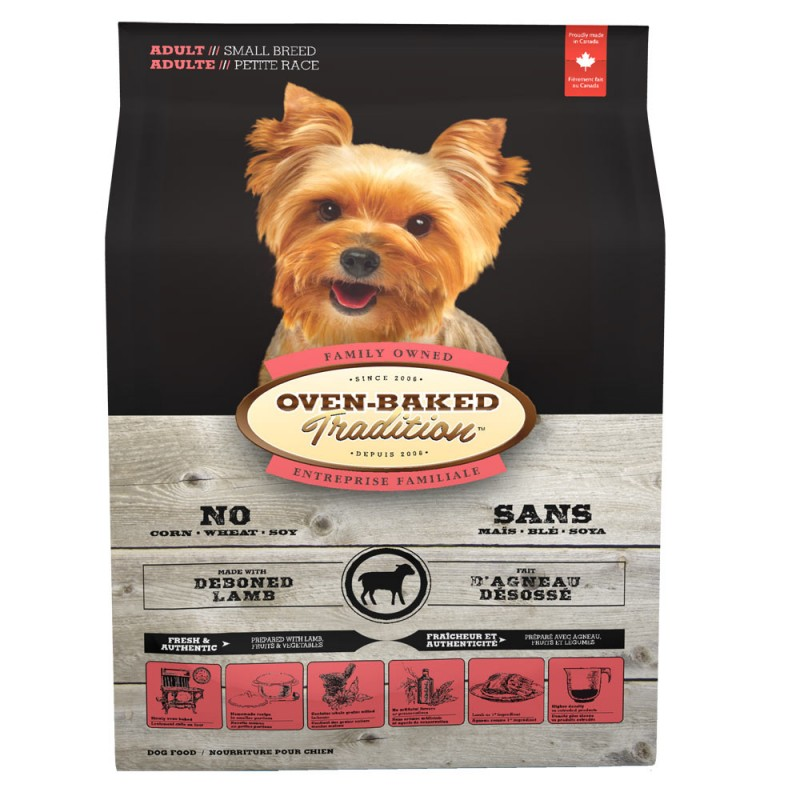 Oven-Baked Dog Adult Small Lamb 2,27kg