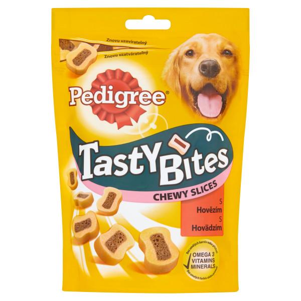 Pedigree Tasty Bites Chewy Slices 155g