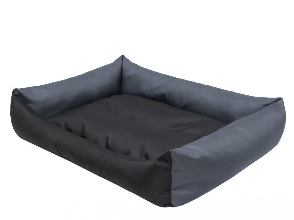 Pelech Eco Dog Bed černý/grafit XL