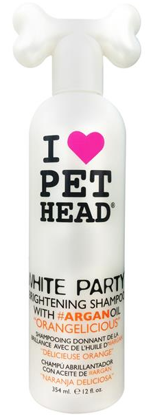 Pet Head šampon dog White Party 354ml