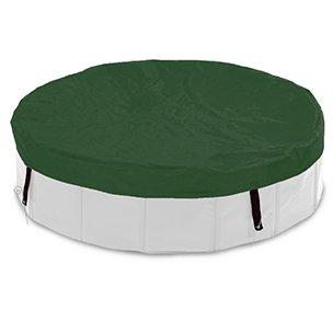 Plachta na bazén zelená 80 cm
