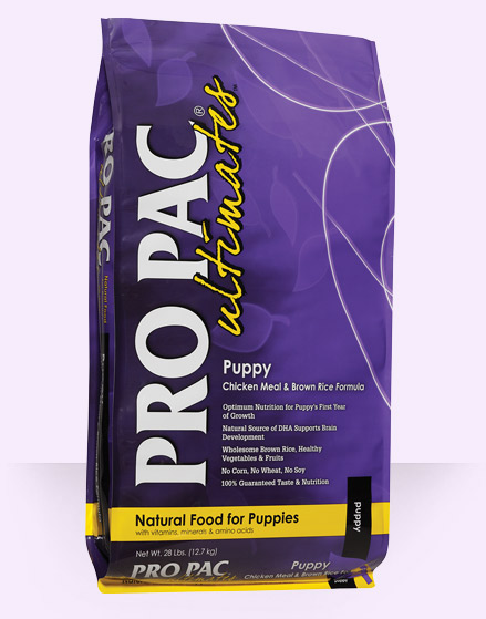 PRO PAC Puppy Chicken & Brown Rice 20kg