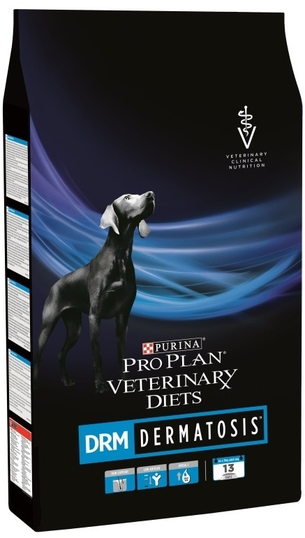 Purina VD Canine DRM Dermatosis 2x12kg