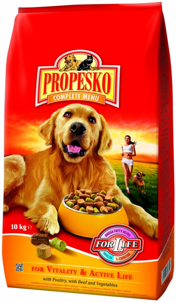Propesko Dog Vitality 10kg