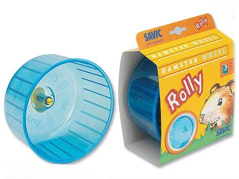 Rolly plastový kolotoč plný 14 cm 1ks