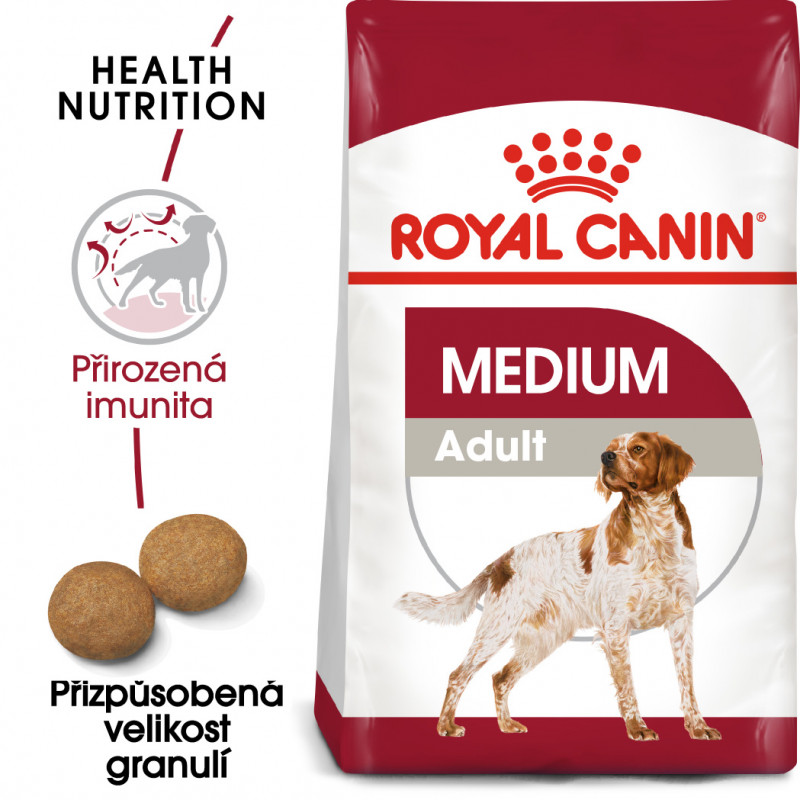Royal Canin Medium Adult 2x15kg