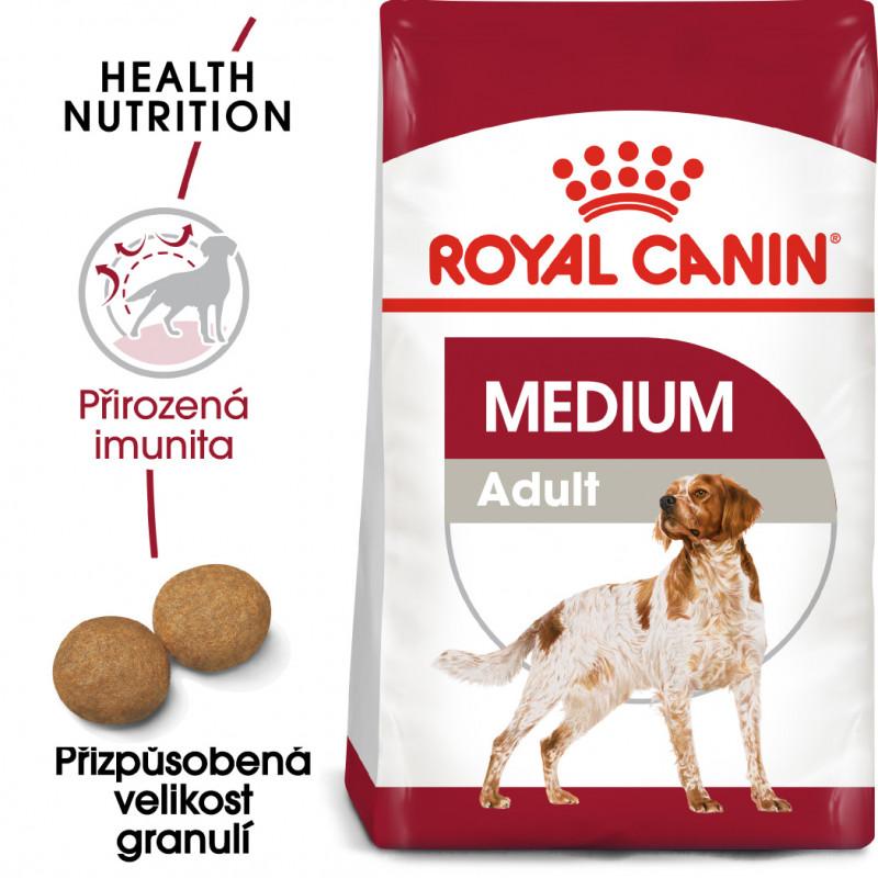 ROYAL CANIN Medium Adult 2x15kg