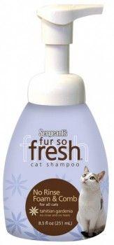SERGEANT'S Cat PurrSuasions šampón 251ml