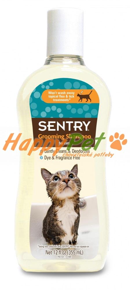 SERGEANT'S Sentry Grooming Šampón Cat 355ml