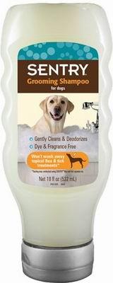 SERGEANT'S Sentry Grooming Šampón Dog 532ml