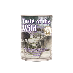 Taste of the Wild Sierra Mountain Can 375g