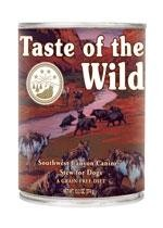 Taste of the Wild Southwest Canyon Can 375g
