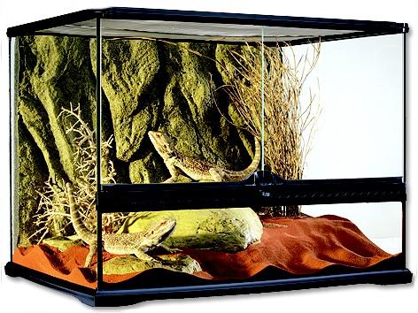 Terárium EXO TERRA 60 x 45 x 45 cm