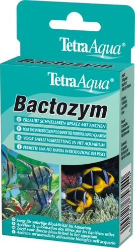 Tetra Aqua Bactozym 10 kapslí
