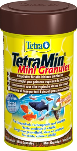 Tetra Min Mini Granules 100 ml