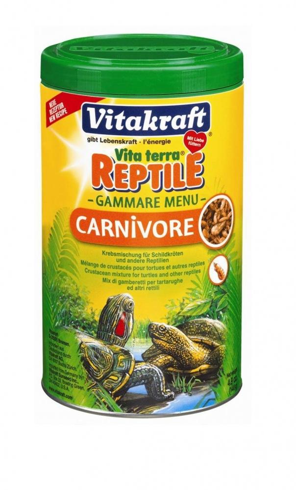 Vitakraft Reptile Gammare CARNIVORE 250ml