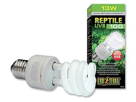 Žárovka EXO TERRA Reptile UVB100 25W