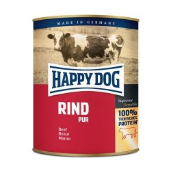 Happy Dog konzerva Rind Pur