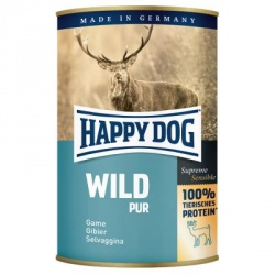 Happy Dog konzerva Wild Pur