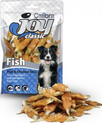 Calibra Joy Ocean Fish & Chicken 80g