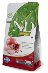 N&D Grain Free Cat Adult Chicken & Pomegranate