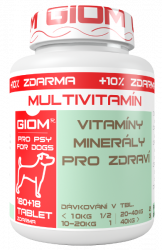 Giom Multivitamín 180 tablet