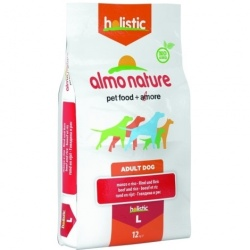 Almo Nature Holistic Dog L Adult Beef & Rice