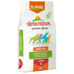 Almo Nature Holistic Dog L Adult Lamb & Rice