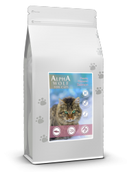 AlphaWolf Cat Salmon Grain Free 2kg
