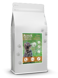 AlphaWolf Kitten Chicken Grain Free