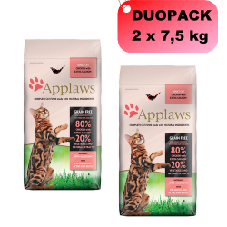 Applaws Cat Adult Chicken&Salmon