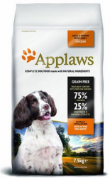 Applaws Dog Adult Small&Medium Chicken