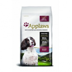 Applaws Dog Adult Small&Medium Chicken&Lamb