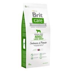 Brit Care Grain Free Adult Large Salmon & Potato