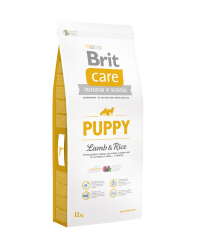 Brit Care Puppy All Breed Lamb & Rice 12
