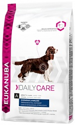 Eukanuba Daily Care Overweight & Sterilised