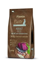 Fitmin Dog Purity Rice Adult Fish&Venison