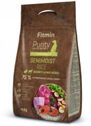 Fitmin Dog Purity Rice Semimoist Rabbit&Lamb