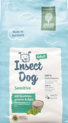 Green Petfood Insect Dog Sensitive