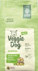 Green Petfood Veggie Dog Grainfree