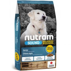 Nutram S10 Sound Dog Senior