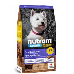 Nutram S7 Sound Adult Dog Small Breed