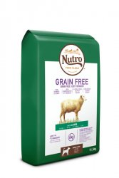 Nutro Dog Grain Free Adult Medium Lamb