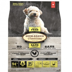 Oven-Baked Dog Adult Chicken Grain Free small 1