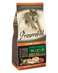 Primordial Grain Free Adult Chicken & Salmon