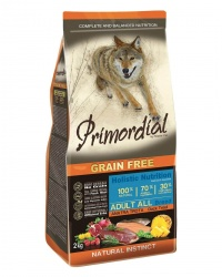 Primordial Grain Free Adult Trout & Duck