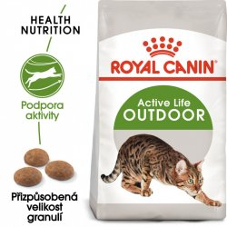 Royal Canin Cat Outdoor