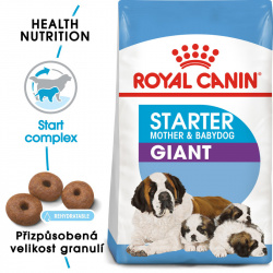 Royal Canin Giant Starter Mother&Babydog