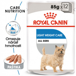 Royal Canin Light Weight Care Dog Loaf  kapsičky